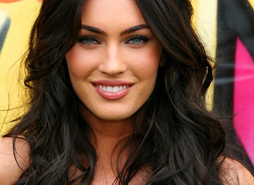 Megan Fox's Face
