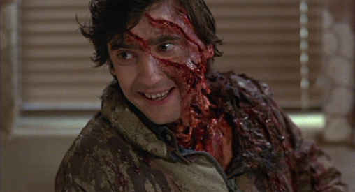 The Best Friend from An American Werewolf in London