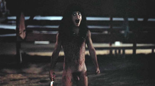 Sleepaway Final Scene: Angela is Peter