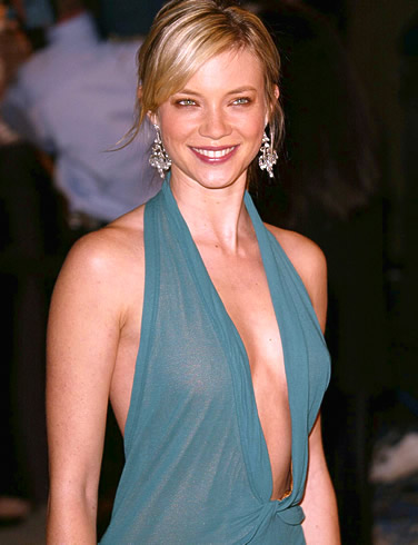 Amy Smart so fun!