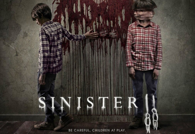 Sinister II poster