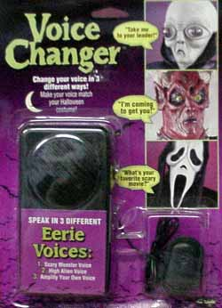 Voice Changer for Scream